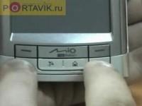 Настройки от Portavik.ru: Hard Reset на Mio A501