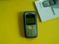 Видео обзор Nokia 1200