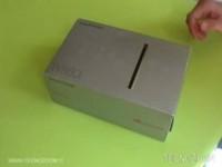 Sony Ericsson W880i - Распаковываем коробки