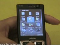 Nokia N95 8Gb - Приложения