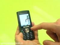 Sony Ericsson V640i - Дизайн