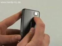 Sony Ericsson T250i - Камера
