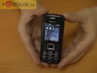 Видео обзор Nokia 3110 Classic от Portavik.ru