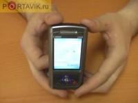 Видео обзор i-mate JAMA от Portavik.ru