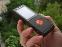Видео обзор Sony Ericsson W350i