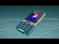 Промо видео Sony Ericsson Cyber-Shot C702