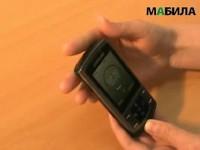 Видеообзор Samsung U900 Soul от Mabila.ua