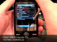 Eten V900 на Mobile World Congress