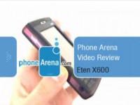 Видео обзор Glofiish X600 от PhoneArena.com
