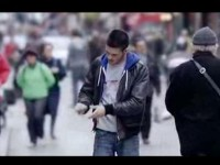 Рекламный ролик Sony Ericsson W350
