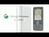 Промо видео Sony Ericsson G900