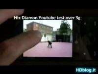 HTC Diamond vs Apple iPhone: сравнение видео возможностей