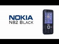 Промо видео Nokia N82 Black