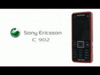Промо видео Sony Ericsson C902