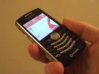 Видео обзор BlackBerry 8120 Pearl
