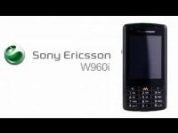Промо видео Sony Ericsson W960i