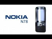 Промо видео Nokia N78