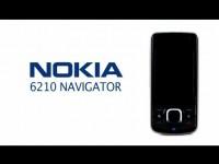 Промо видео Nokia 6210 Navigator