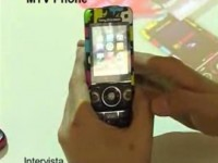 Видео обзор Sony Ericsson W760i MTV Edition