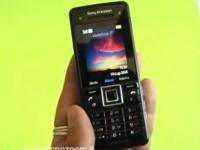 Видео обзор Sony Ericsson C902