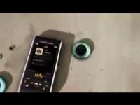 Промо видео Sony Ericsson W595