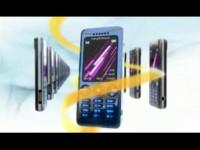 Промо видео Sony Ericsson S302