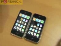 Видео обзор Apple iPhone 3G от Portavik.ru
