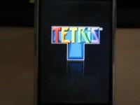 Обзор игры Tetris на Apple iPhone