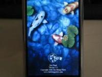 Обзор игры Koi Pond на Apple iPhone