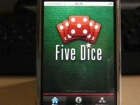 Обзор игры Five Dice на Apple iPhone