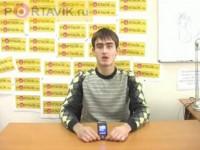 Видео обзор Voxtel W520 от Portavik.ru
