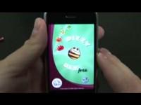 Обзор игры Dizzy Bee Free на Apple iPhone
