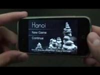 Обзор игры Hanoi на Apple iPhone