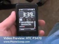 Видео обзор HTC P3470 от Phonescoop.com