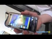 Видео обзор Samsung Omnia i900