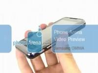Видео обзор Samsung OMNIA от PhoneArena