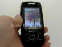 Видео обзор Samsung E251