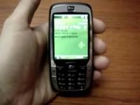 Видео обзор HTC S710