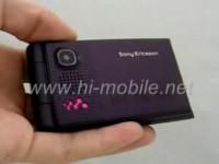 Видео обзор Sony Ericsson W380i