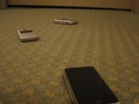Прикольное видео iPhone vs Motorola