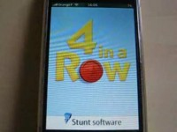 Обзор игры 4 in a Row на Apple iPhone