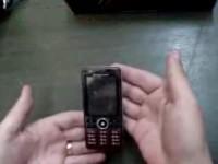 Видео обзор Sony Ericsson G900