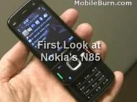Видео обзор Nokia N85