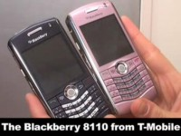 Видео обзор Blackberry 8110 от Shiny