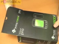 Видео обзор HTC P3600i от Portavik.ru