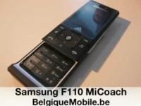 Видео обзор Samsung SGH-F110 MiCoach