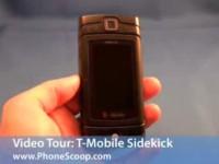 Видео обзор T-Mobile Sidekick от PhoneScoop