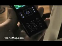 Видео обзор Sony Ericsson C905