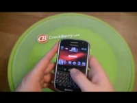 Видео обзор мультимедийных возможностей Blackberry Bold