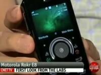 Видео обзор Motorola ROKR E8 от cNet